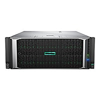 HPE ProLiant DL580 Gen10 - rack-mountable - Xeon Gold 6154 3 GHz - 128 GB -