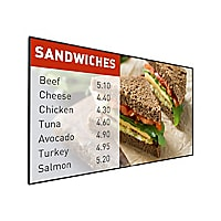 "Philips Signage Solutions P-Line 55BDL5055P 55"" Class (54.64"" viewable) LED"