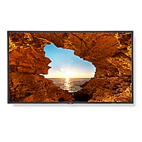 """NEC 48"""" 4G V Series Large Format Display with Raspberry Pi and Touch"""