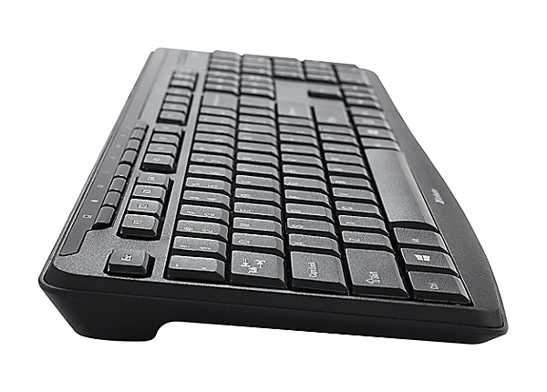 Verbatim Silent - keyboard and mouse set - black