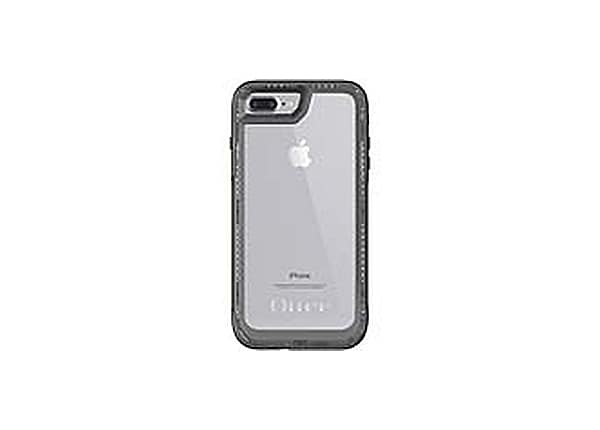 OtterBox Pursuit Series Case for iPhone 7 Plus 8 Plus Black Clear Pro Pack