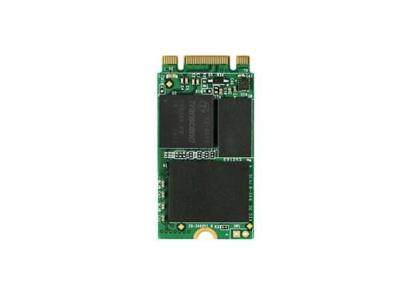 Transcend MTS400 - Disque SSD - 256 Go - SATA 6Gb/s