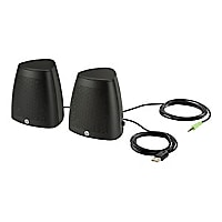 HP S3100 - speakers - for PC