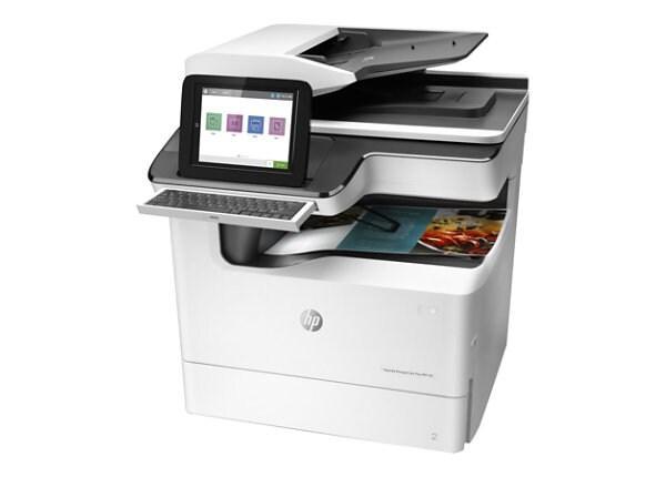 HP PageWide Enterprise Color Flow MFP 785f - multifunction printer - color
