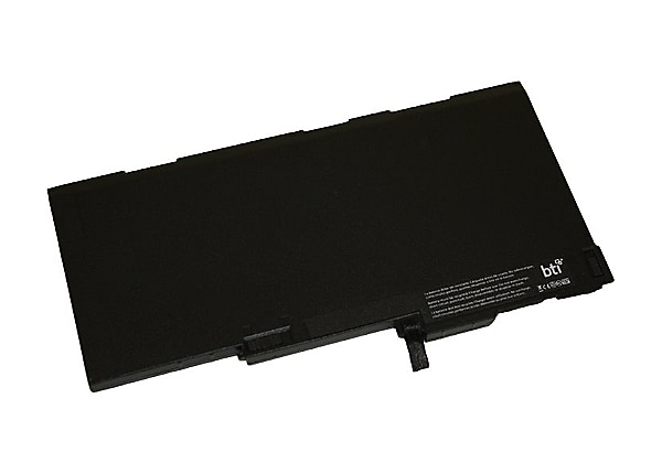 BTI HP-EB850 - notebook battery - Li-pol - 3700 mAh