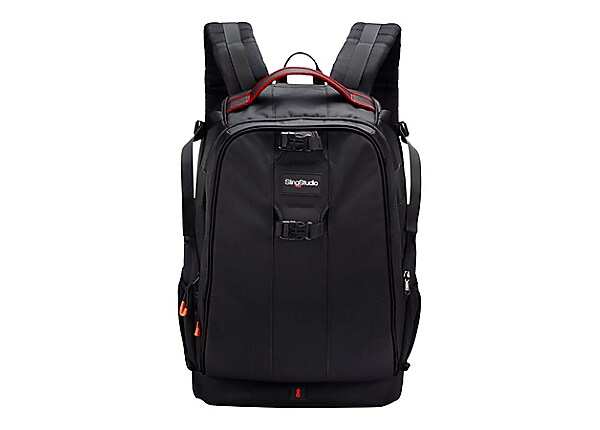 Sling Media SlingStudio notebook carrying backpack