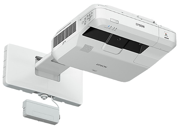 Epson BrightLink Pro 1470UI Projector with Wall Mount