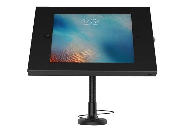 Compulocks Full Flex iPad Enclosure Stand - enclosure - for tablet