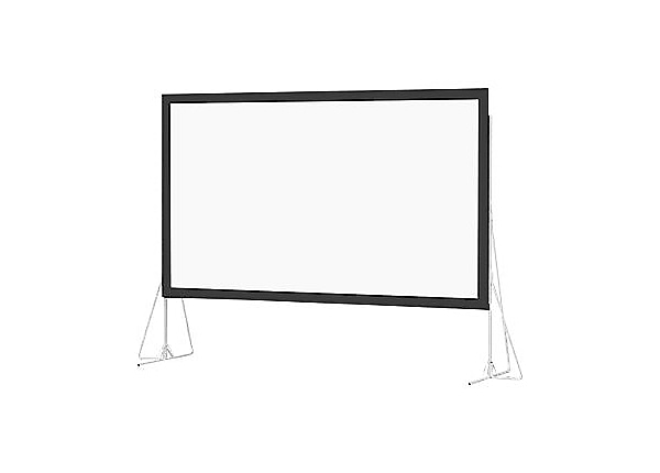 Da-Lite Heavy Duty Fast-Fold Deluxe Screen System Video Format - projection