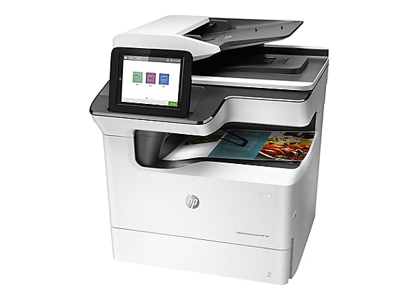 HP PageWide Enterprise Color MFP 780dn - multifunction printer - color
