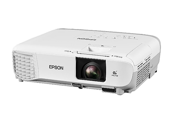 Epson PowerLite S39 - 3LCD projector - portable