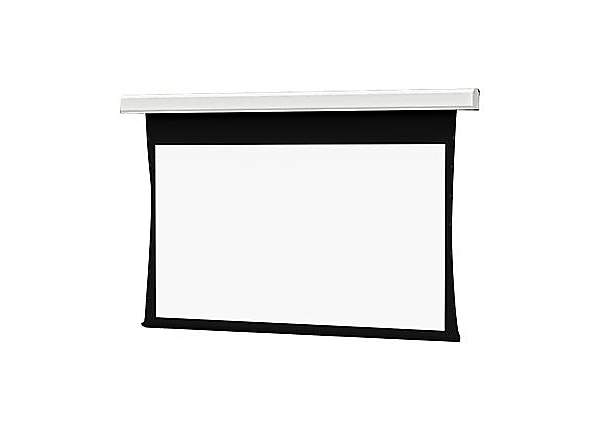 Da-Lite Tensioned Large Advantage Deluxe Electrol Wide Format - projection