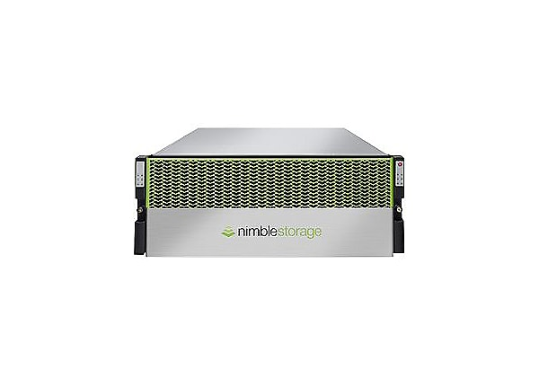HPE Nimble Storage All Flash AFS2 Expansion Shelf 24x960GB Flash Bundle
