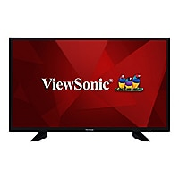 "ViewSonic CDE3204 32"" Class (31.5"" viewable) LED display - Full HD"