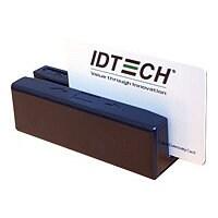 ID TECH SecureMag Encrypted MagStripe Reader - magnetic card reader - USB,