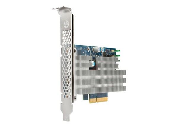 HP Z Turbo Drive G2 - solid state drive - 1 TB - PCI Express 3.0 x4