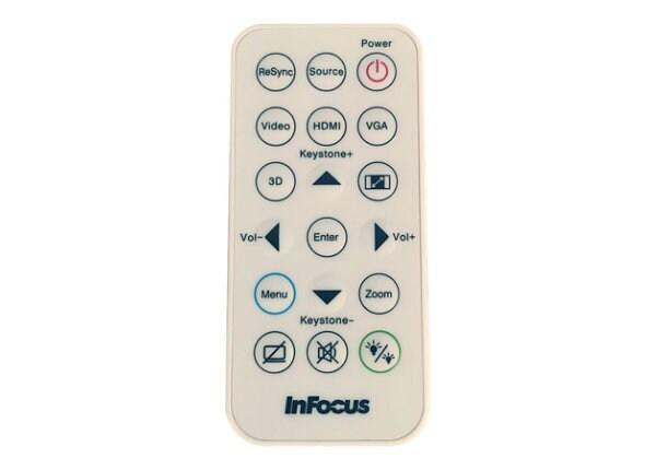 InFocus remote control