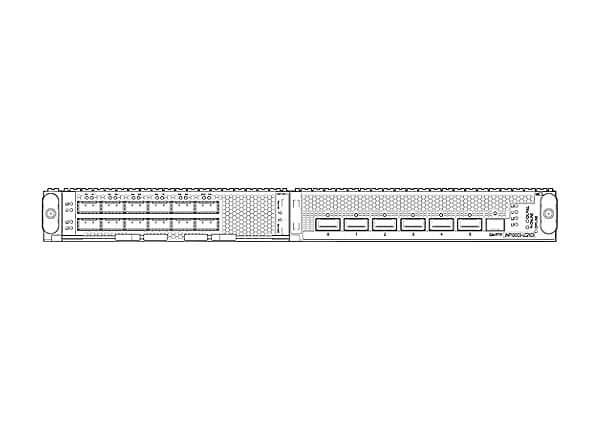 Juniper MX10003 Router Modular Port Concentrator