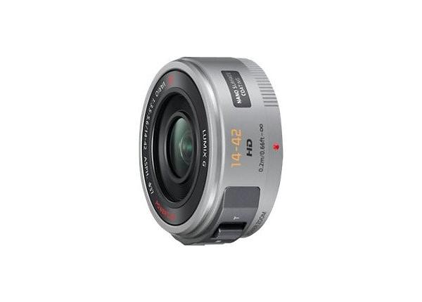 Panasonic Lumix H-PS14042 - zoom lens - 14 mm - 42 mm