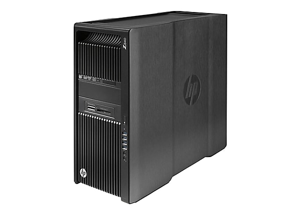 HP Workstation Z840 - tower - Xeon E5-2620V4 2.1 GHz - 32 GB - 1 TB