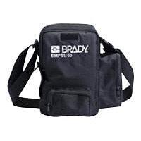 Brady printer carrying case