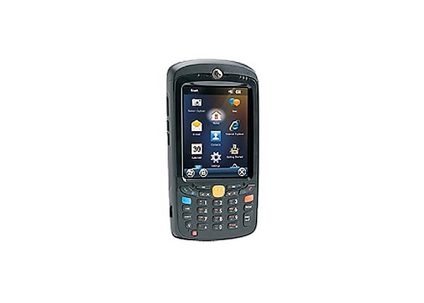 "Zebra EVM MC55XL 6.5"" Healthcare Wireless LAN Scanner"
