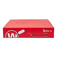 WatchGuard Firebox T55-W - security appliance - with 1 year Total Security