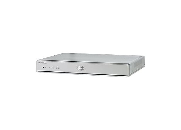 Cisco Integrated Services Router 1111 - router - desktop