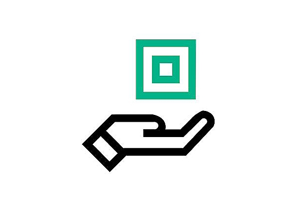 HPE Foundation Care Software Support 24x7 - technical support - for Aruba M
