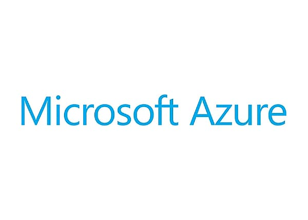 Microsoft Azure Cognitive Services - fee - 1 daily unit