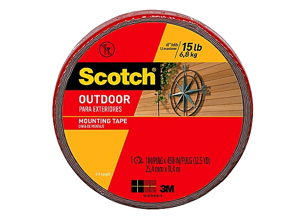 Scotch Mounting Tape double-sided tape