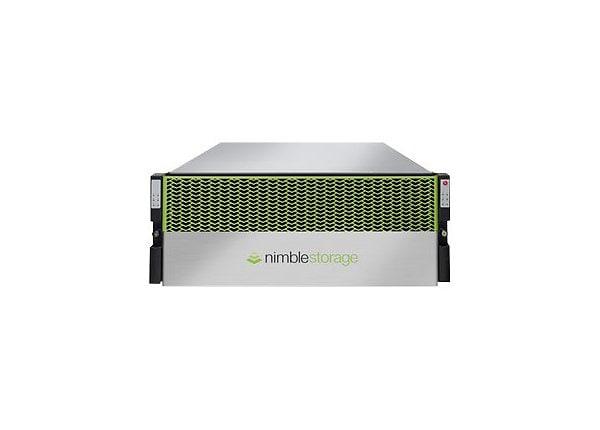 HPE Nimble Storage All Flash Expansion Shelf - storage enclosure