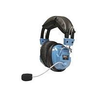 Hamilton SCG-AMV Deluxe Headset - micro-casque