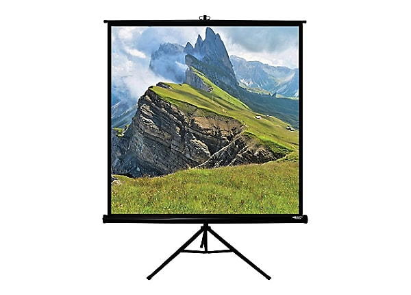 "Hamilton Buhl TPS projection screen with tripod - 85"" (216 cm)"