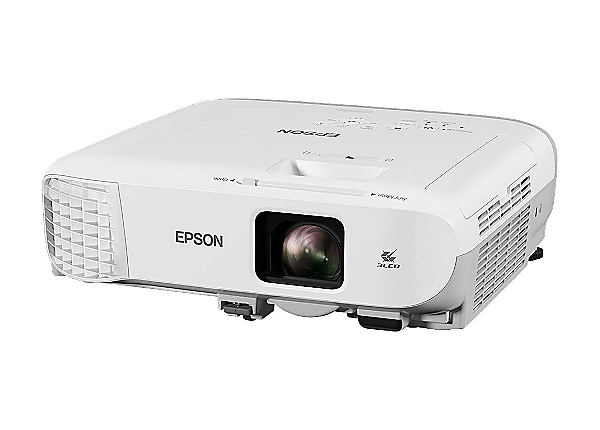 Epson PowerLite 970 - 3LCD projector - portable - LAN