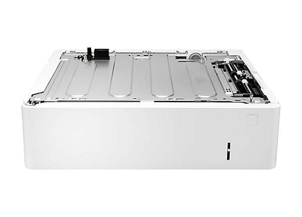 HP Input Tray Feeder - bac d'alimentation - 550 feuilles