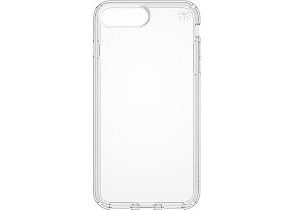 Speck Presidio Clear iPhone 8 Plus - back cover for cell phone