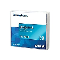 Quantum - LTO Ultrium 8 x 1 - 12 TB - storage media
