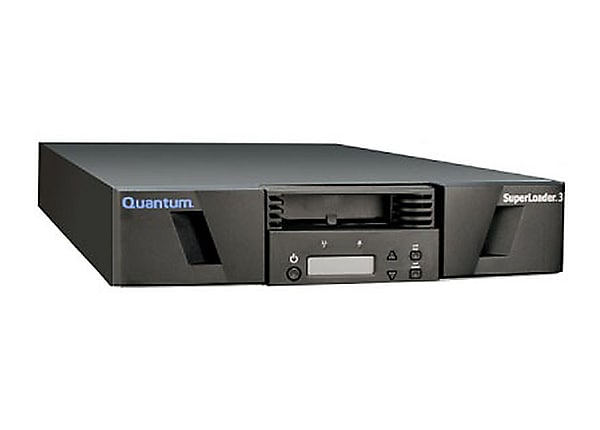 Quantum SuperLoader 3 LTO-8 HH Tape Drive