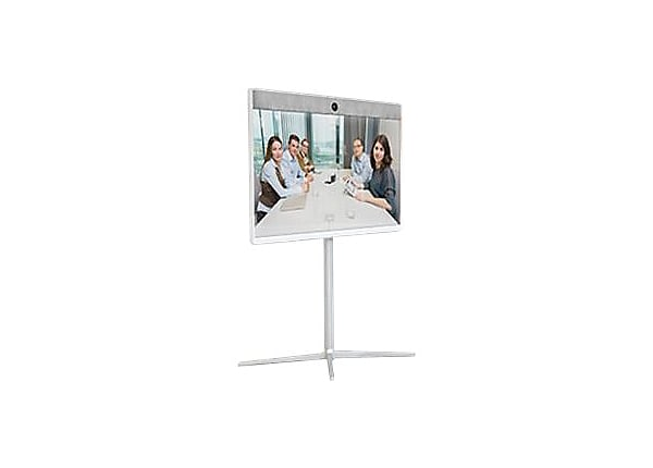 "Cisco Spark Room 55 - GPL - video conferencing kit - 55"" - with Cisco Floor"