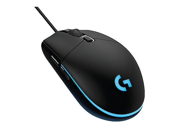 Logitech Gaming Mouse G203 Prodigy - mouse - USB - black