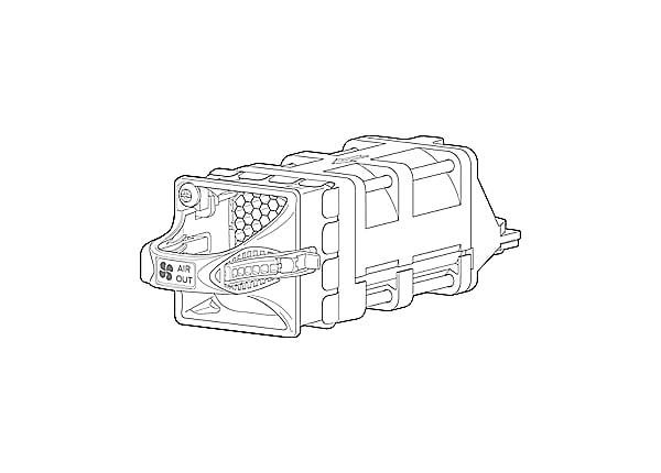Juniper Networks Universal Cooling Fan 1RU Base