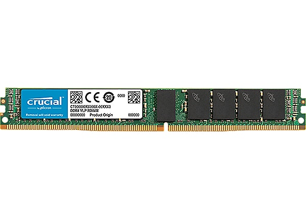 Crucial - DDR4 - 16 GB - DIMM 288-pin - registered
