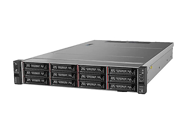 Lenovo ThinkSystem SR590 - rack-mountable - Xeon Silver 4110 2.1 GHz - 16 G
