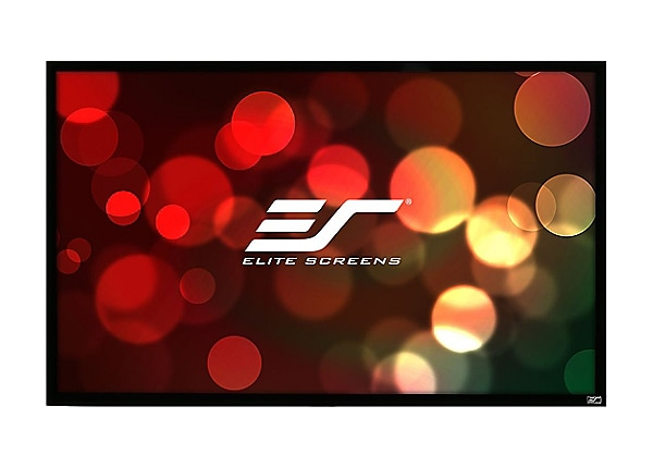 "Elite Screens ezFrame Series R84WH1-A1080P3 - projection screen - 84"" (213"