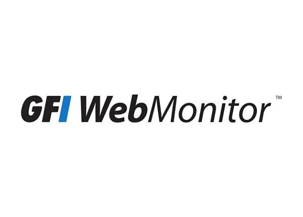 GFI WebMonitor 2011 for Microsoft ISA Server WebFilter Edition - subscripti