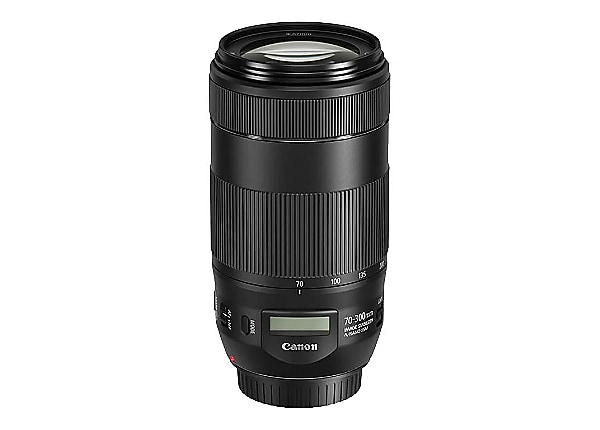 Canon EF telephoto zoom lens - 70 mm - 300 mm