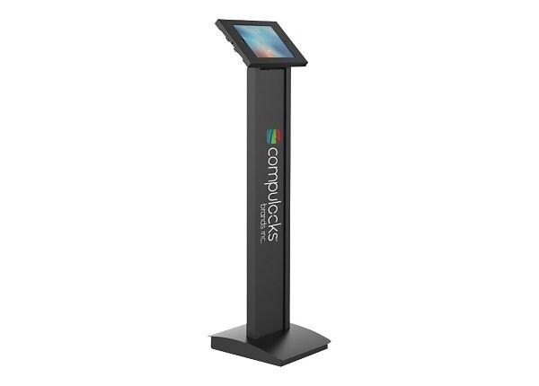 Compulocks BrandMe Floor Stand Kiosk