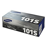 Samsung MLT-D101S - black - original - toner cartridge (SU700A)
