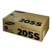 Samsung MLT-D205S - black - original - toner cartridge